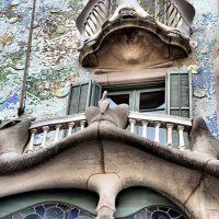 Casa Batlló Gaudí Barcelona