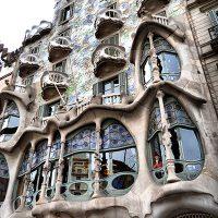 Casa Batlló Gaudí - Fachada