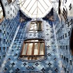 Casa Batlló Gaudí - Tragaluz