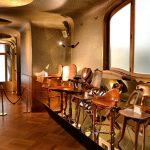 Casa Batlló Gaudí - Sillas