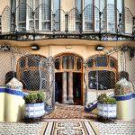Casa Batlló Gaudí - Patio