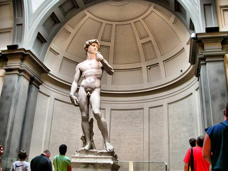 David de Miguel Ángel,Florencia,Italia
