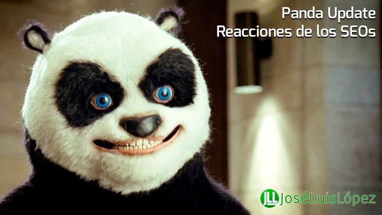 Panda 4.0 Update – Reacciones