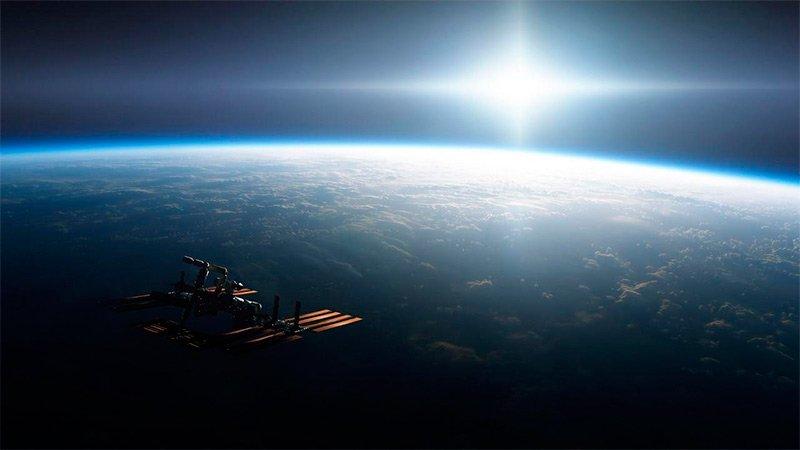 Vista de la Tierra desde la ISS en HD