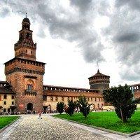 El Palacio Real Milán