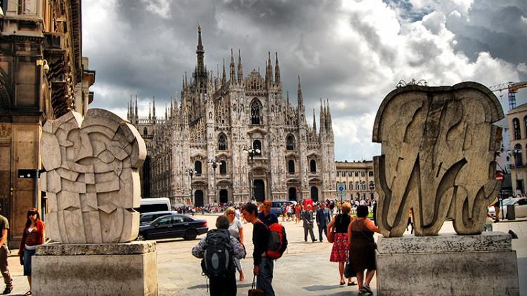 Fotos de Milán (Italia)