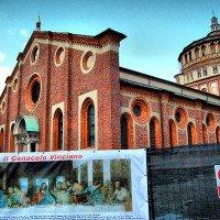 Santa Maria delle Grazie Milán