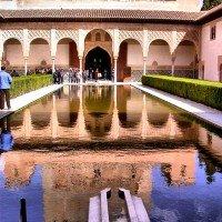 alhambra granada edificio
