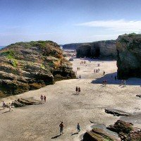 Playa de Las Catedrales (As Catedrais)