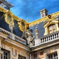 Exterior palacio de versalles
