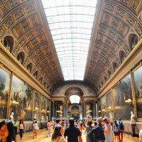 Sala batallas palacio de versalles