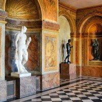 Arte en palacio de versalles
