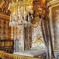 Habitación Dormitorio palacio de versalles