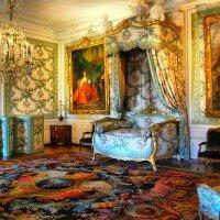 Habitación palacio de versalles