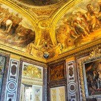 Interior palacio de versalles