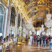 Sala de los Espejos Versalles