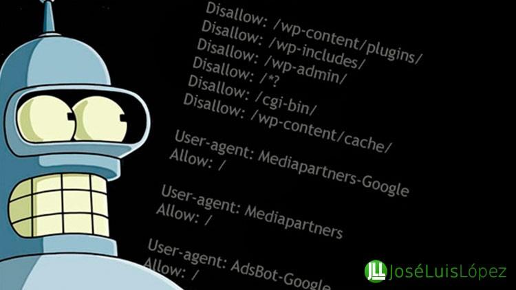 Robots.txt para WordPress y Google