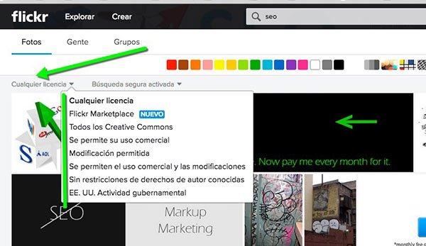 bancos imagen hd gratis flickr