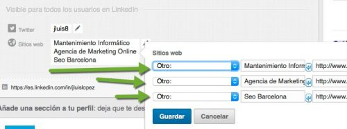 backlinks dofollow linkedin