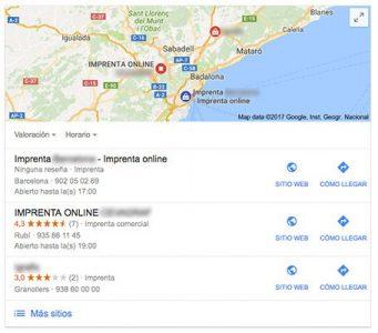 consejos rankear google mybusiness