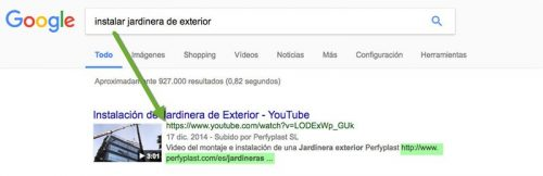consejos rankear google videos