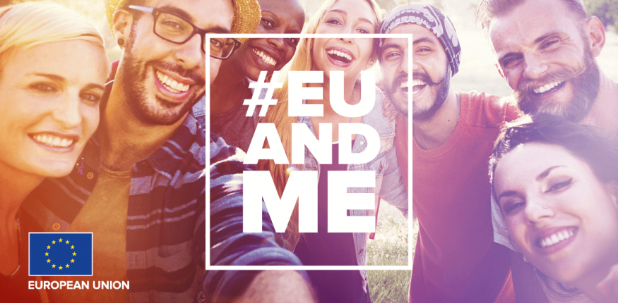 campaña euandme de la union europea