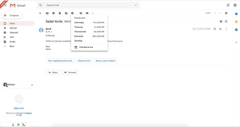 reciente rediseño de Gmail ha mejorado enormemente su estética y la experiencia del usuario