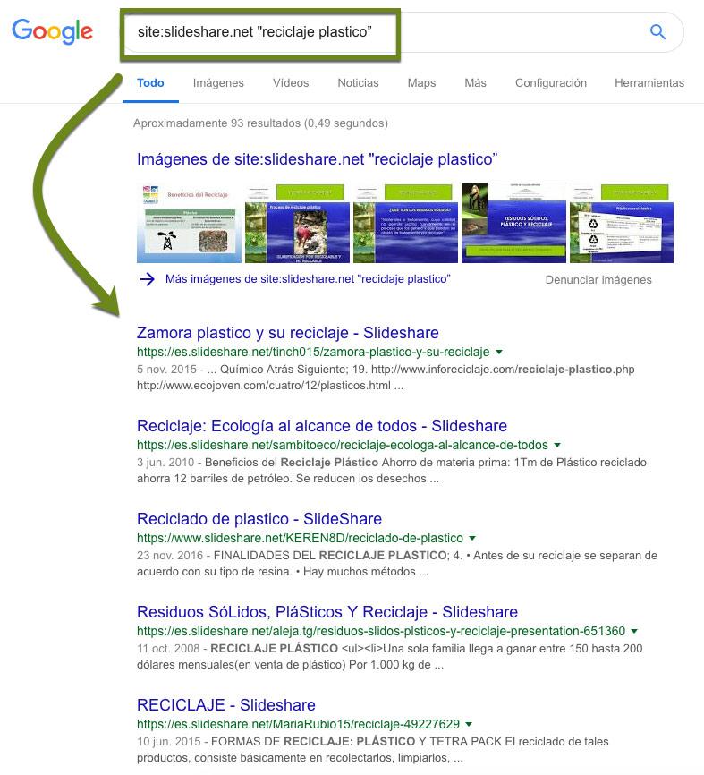 keyword research google slideshare