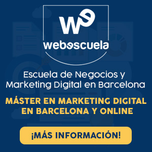 Máster en Marketing Digital en Barcelona y Online