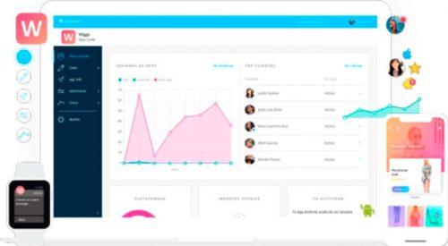app Sistema de Business Intelligence