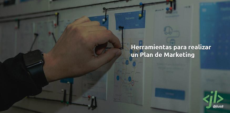 Herramientas para realizar un plan de marketing