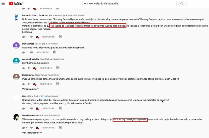 YouTube es una mina de oro de ideas de palabras clave