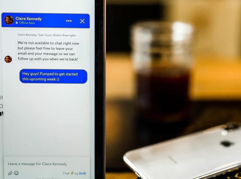 Chat es una forma muy intuitiva de llegar a tus clientes